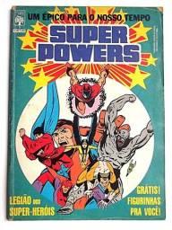 Superpowers n.1 (1986)     [DC   HQ Gibi Quadrinhos]