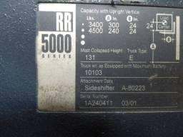 Título do anúncio: Empilhadeira cronw 8800/ 10880