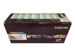 Título do anúncio: Toner Lexmark C782X1CG Cyan Original Novo
