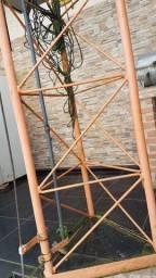 Torre autoportante internet/rádio