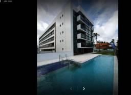 Título do anúncio: Flat mobiliado beira mar 1 quarto varanda