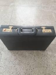 Pasta maleta executiva couro