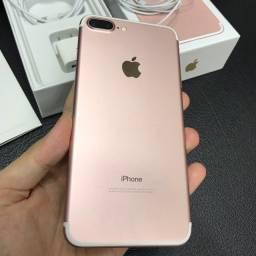 Apple iPhone 7 Plus 128GB 12x/Garantia/Nota/Loja Fisica/ Impecável