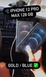 iPhone 12 pra Max 128 gb