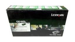 Toner Lexmark 12018SL / E120 Original Novo