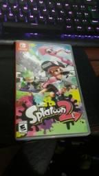 Splatoon 2 Nintendo Switch para troca