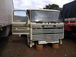 Cabine scania 113 frontal - 1990