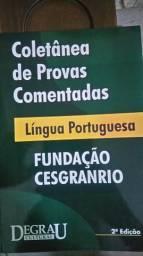 Provas comentadas de Português - Cesgranrio