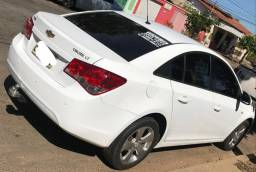 Chevrolet cruze 1.8 lt 16v flex 4p automático 2012/2012 - 2012