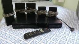 Home theater bly ray Samsung