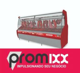 Balcão Expositor para Carnes, Açougues Mercadinhos e Supermercados