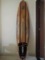 Prancha Surf 7.4 ( Completa - Capa, Deck)