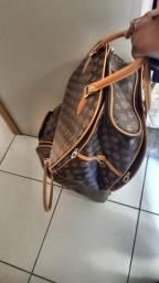 Kit Mala com rodinhas e bolsa de mão! Toop!