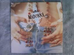 Lp Like a prayer - Madonna/importado
