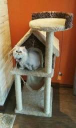 Arranhador Casinha de gato