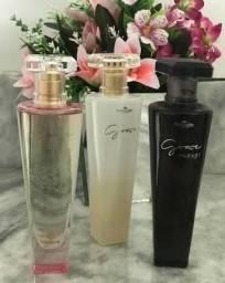 Perfumes Grace (Parcelo no cartão)