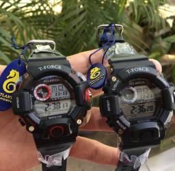 Relógios atlantis prova dágua