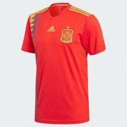 Camisa Espanha Copa 2018 Original