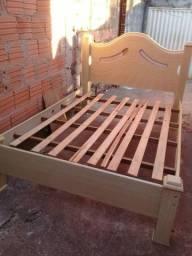 Vendo cama em mdf conservada