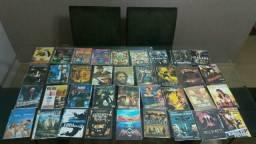 Coleção De DVD Com vários filmes