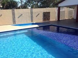 Lote em condomínio fechado com piscina aquecida,salão de festa ótima localização