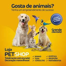 Pet Shop - Bairro Nobre- Finamente Decorado- Oportunidade