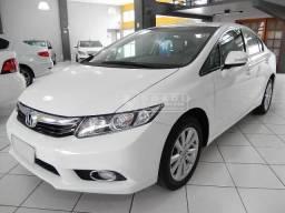 Honda Civic LXR 2.0 Flexone Único Dono - 2014