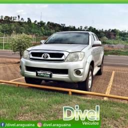 Toyota Hilux 2.5 Standard 4x4 Mec Diesel Completa - 2011
