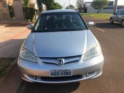 Honda civic completo automático 2006 - 2006