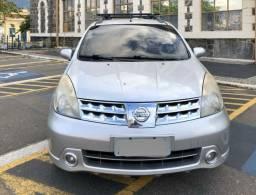 Nissan Livina SL 1.8 automática 2012 - 2012