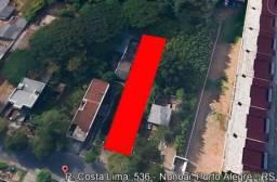 Terreno à venda em Nonoai, Porto alegre cod:LP552