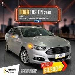 Ford Fusion 2016 Automatico - 2016