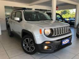 Jeep Renegade Longitude 1.8 4x2 Flex 16V Aut. - 2018
