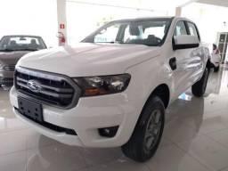 Ford Ranger XLS 2.2 4x4 Diesel Automática 19/20 0km IPVA 2020 pago - 2020