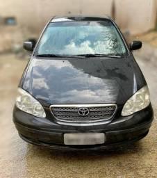 Toyota Corolla XEI 1.8 automático 2005 - 2005
