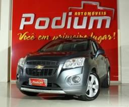 Chevrolet Tracker LTZ 1.8 Flex Automática   Completa + Teto 4P - 2014