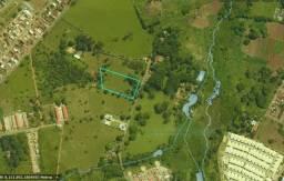 Lote/Terreno Chácara 7900m² 63m frente Excelente Localização Topografia