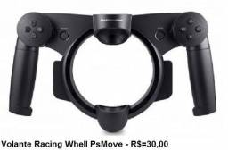 Volante de PsMove Racing Whell