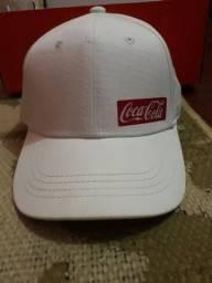 Boné coca - cola ( original )