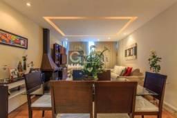 Apartamento à venda com 3 dormitórios em Centro, Petrópolis cod:533
