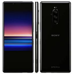 "Smartphone Sony Xperia 1 J8170 LTE 1 Sim 6.5"" 6GB/128GB - Preto"