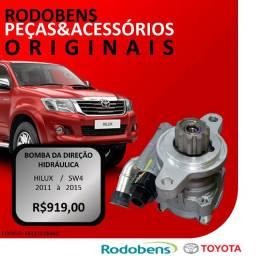 Bomba Direção Hidraulica Hilux SW4 2011 a 2015 Original Toyota