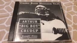 Cd de Arthur Big boy Crudup