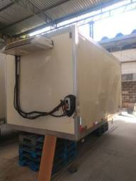 Bau refrigerado frigorifico 3/4 , toco , truk , carreta