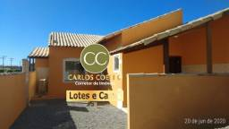 J+534 LINDAS CASAS NA PLANTA NO RESIDENCIAL CARLOS COELHO II EM UNAMAR