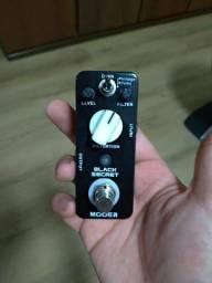 Pedal para Guitarra Mooer Black Secret (não aceito troca!)