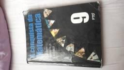 Livro didáticos de matemática 9°ano