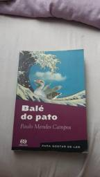 Livro Balé do Pato