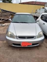 Honda Civic R$7,500 - 1998