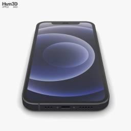 Novo Iphone 12 64gb Black